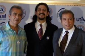 Erhan Yazıcıoğlu, Dr. Alper Çelik, İlyas İlbey