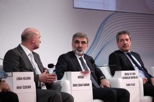 ICCI 2013 - MÜSİAD Özel Oturumu - Ömer Cihad Vardan, Taner Yıldız, Ahmet Çalık