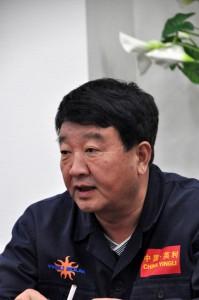 Yingli Solar CEO Liansheng Miao