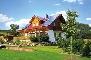 Yingli Solar - örnek proje - müstakil ev
